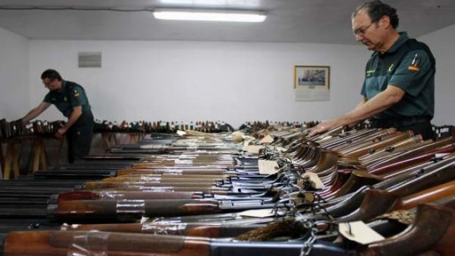 Lotes de armas