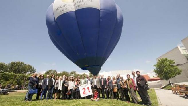El Parque de las Ciencias de Granada celebra su 21 aniversario