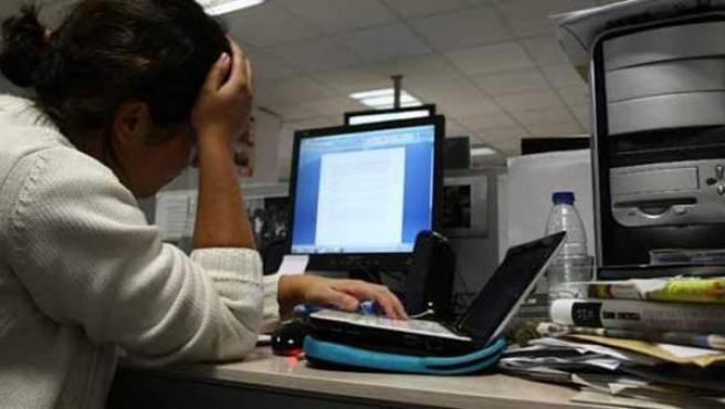 La jornada laboral en España es de 38,2 horas semanales.