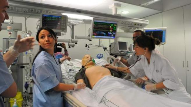 Las Ciencias de la Salud crecen en solicitudes y gozan de buena empleabilidad.