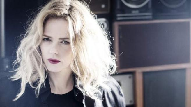 La cantautora Christina Rosenvinge, en una foto reciente.
