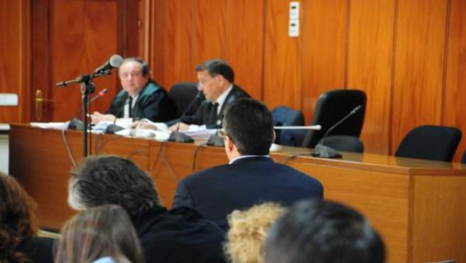 El exdirector de Salesianos en Cádiz durante el juicio