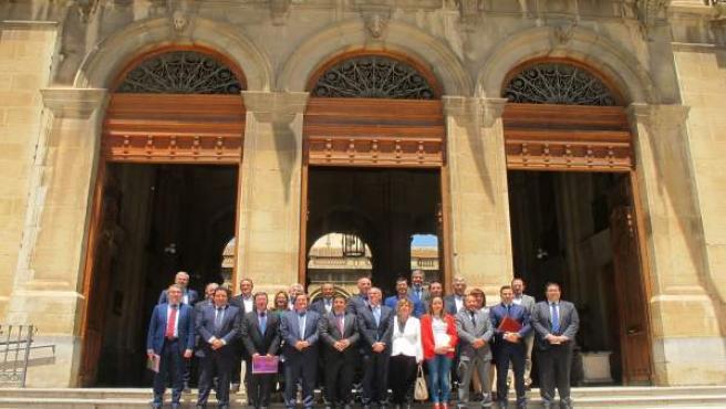 Reunión de la Comisión de Diputaciones Provinciales de la FEMP