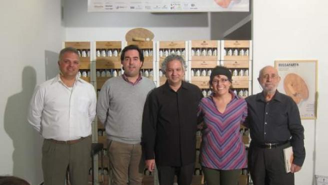 Llorenç, Primo de Rivera, Rosell, Catalá y De la Calle presentan el V Russafart