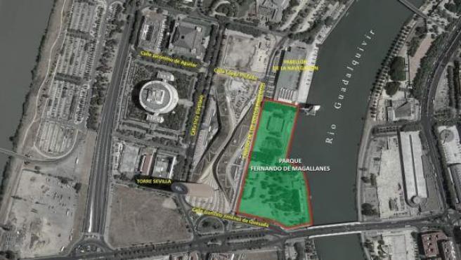 NP La Iniciativa Ciudadana 2019 2022 Pide Al Ayuntamiento De Sevilla Que El Parq