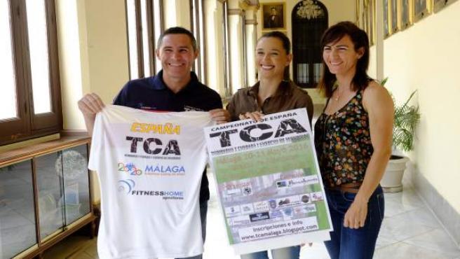 Presentación del Campeonato TCA