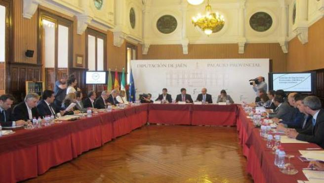 Comisión diputaciones FEMP.