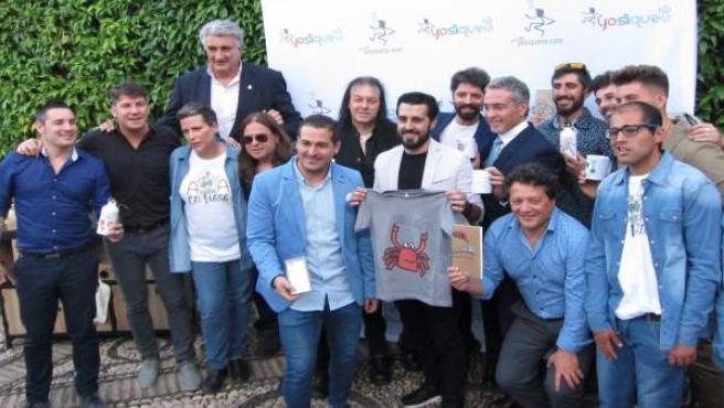 Artistas y deportistas con Prode y 'Yosíquesé'