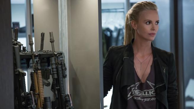 Primer vistazo a Charlize Theron en 'Fast & Furious 8'