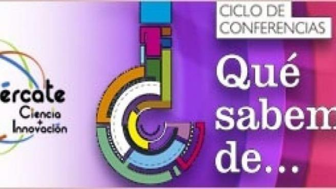 Cartel del ciclo de conferencias