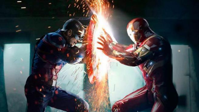 'Civil War' es la película de superhéroes más taquillera del año