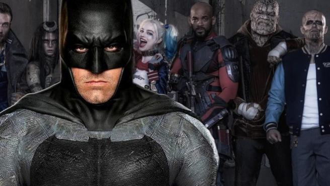 Estas serán las escenas de Batman en 'Escuadrón Suicida'