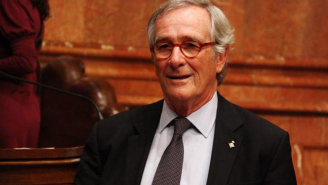 Xavier Trias, president del grup municipal del CIU a l'Ajuntament de Barcelona.