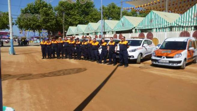 Agrupación de Voluntarios de Protección Civil de Córdoba