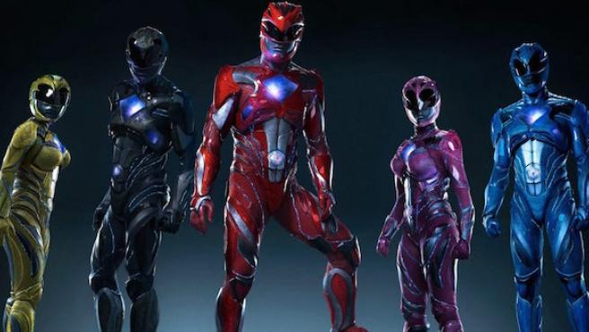 Siete películas de 'Power Rangers': ¿estamos preparados?