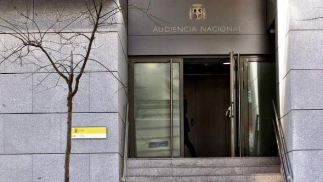 Imagen de la Audiencia Nacional en Madrid.