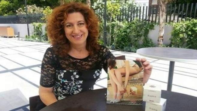 La emprendedora Ángeles Izquierdo