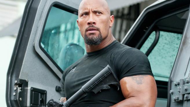 Primer vistazo a Dwayne Johnson en 'Fast & Furious 8'