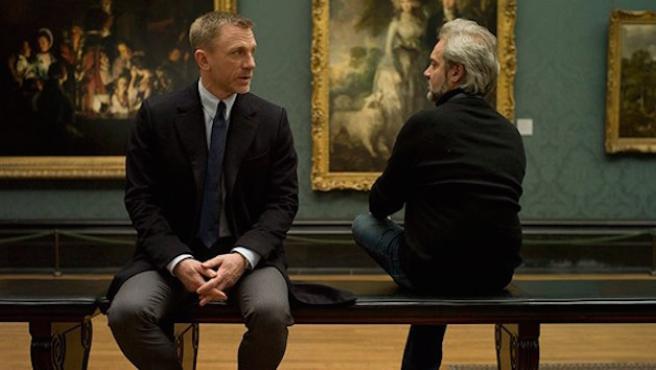 Buscamos director para 'Bond 25'