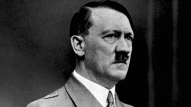 El dictador alemán Adolf Hitler.