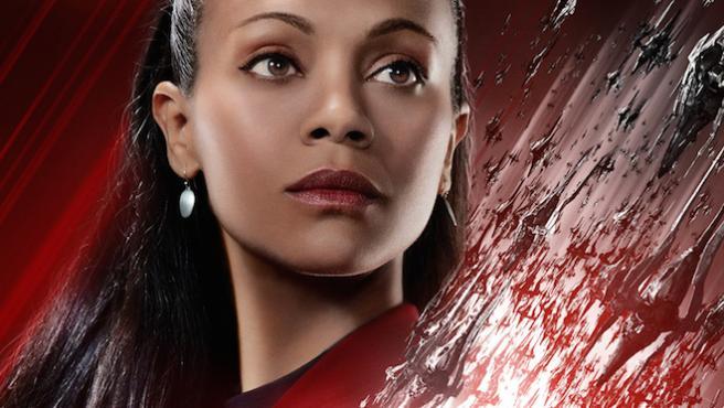 'Star Trek: Más allá': Nuevos pósters de personajes