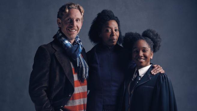 Así son Ron, Hermione y su hija en 'Harry Potter and the Cursed Child'