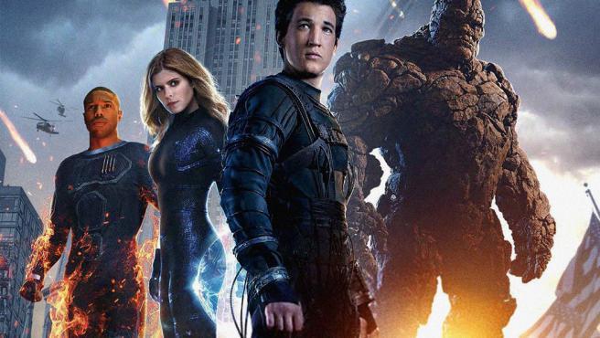 El productor de 'Cuatro Fantásticos' explica qué falló en la película