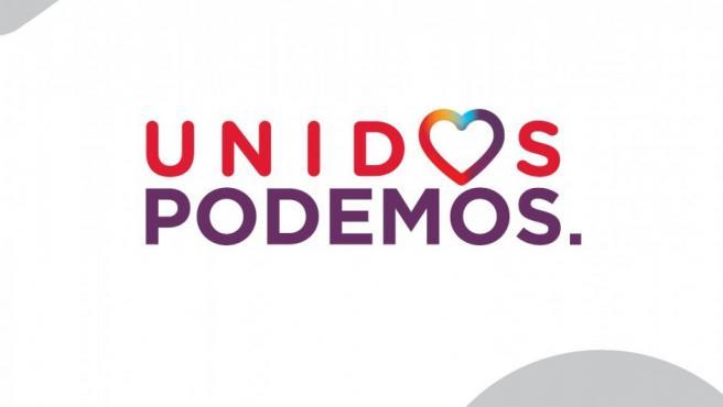 Logotipo de Unidos Podemos.