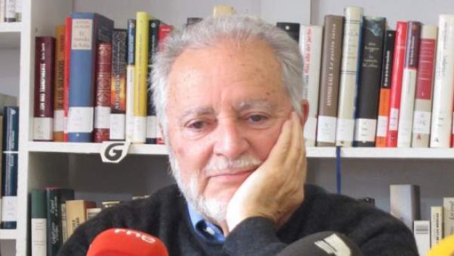 Julio Anguita, en una imagen de archivo.