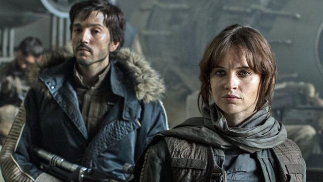 ¿Cuánto nuevo material se va a grabar de 'Rogue One'?
