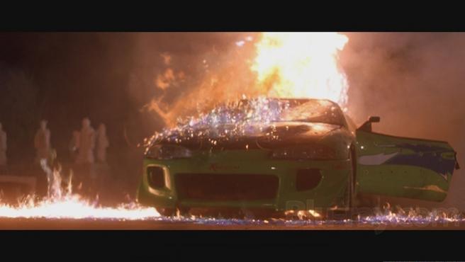 Vídeo del día: 'Fast & Furious 8' revienta coches en Cleveland