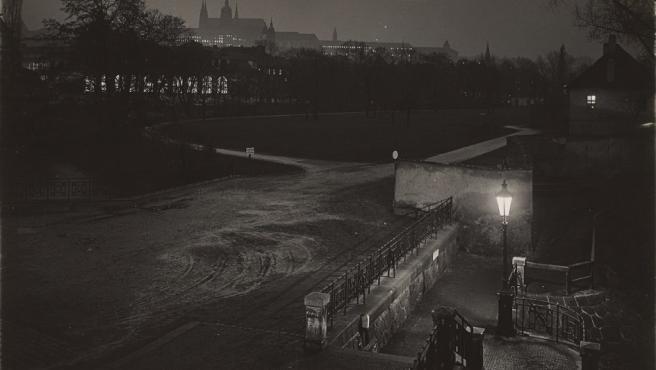 Foto de Praga vista por Josef Sudek