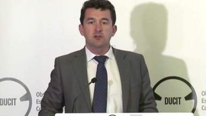 El director de Seguridad Vial del RACE, Tomás Santa Cecilia.