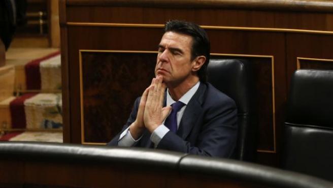 Fotografía de archivo del exministro de Industria, Energía y Turismo, José Manuel Soria.