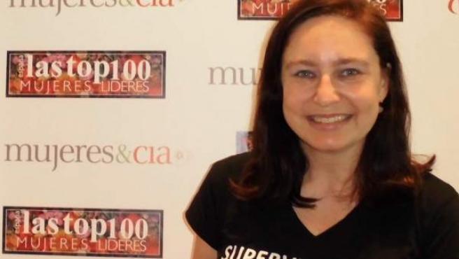 Ana Bella, creadora de una fundación que lleva su nombre para supervivientes del maltrato.
