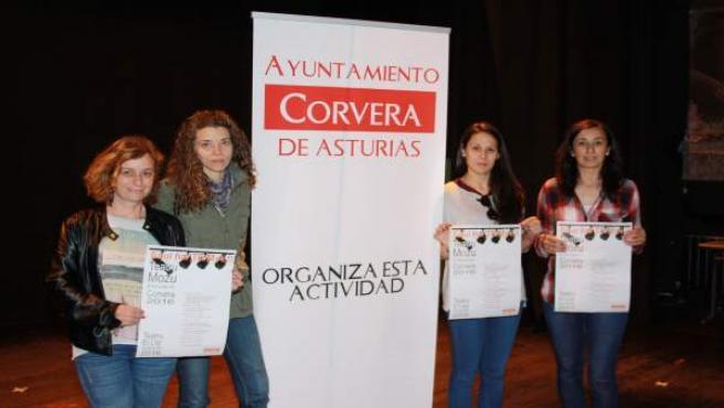 Presentación de TEMA en Corvera.