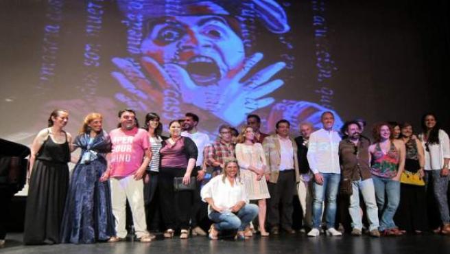 Inauguración del XXVII Festival de Teatro Clásico de Cáceres