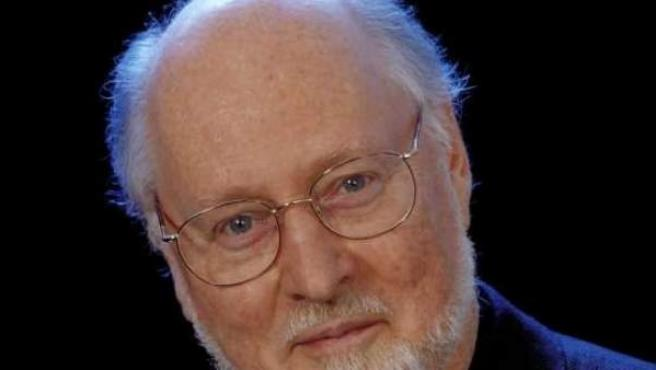El compositor John Williams.