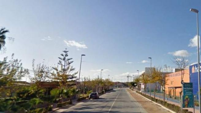 Los hechos ocurrieron en la carretera RM F-30 a su paso por el municipio murciano de Torre Pacheco.
