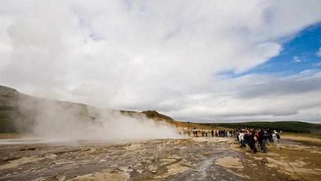 Imagen de una zona de Islandia.