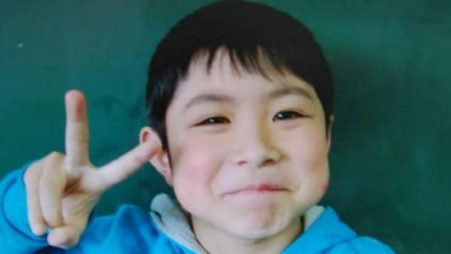 Yamato Tanooka, en una foto facilitada por su colegio.