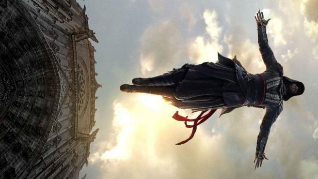 'Assassin's Creed': Espectacular vídeo de detrás de las cámaras