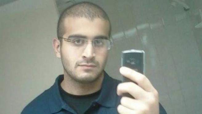 Imagen de Omar Mateen, el principal sospechoso de la matanza de Orlando.