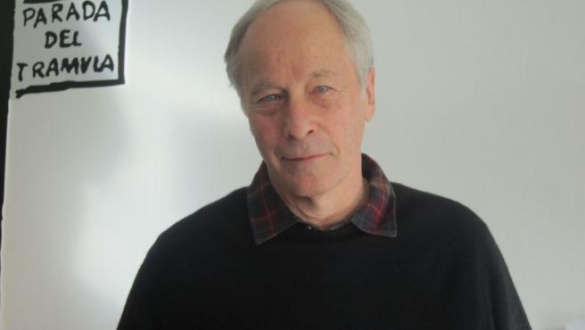 El escritor estadounidense Richard Ford, ganador del Premio Princesa de Asturias de las Letras.