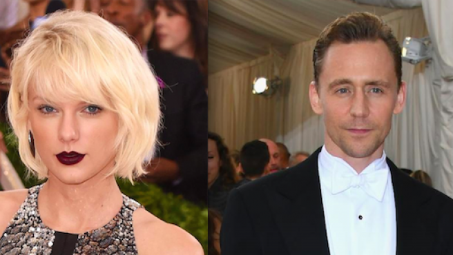Tom Hiddleston y Taylor Swift, ¿la pareja del verano?