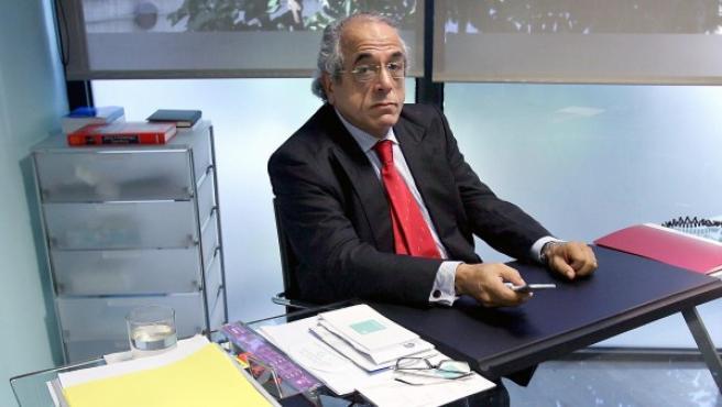 El doctor Calos Morín, director de la clínica barcelonesa Emece, que supuestamente practicaba abortos ilegales a mujeres embarazadas sanas de hasta más de siete meses procedentes de toda Europa.