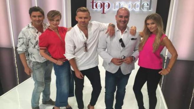 Presentadores de Top Modelo Polonia