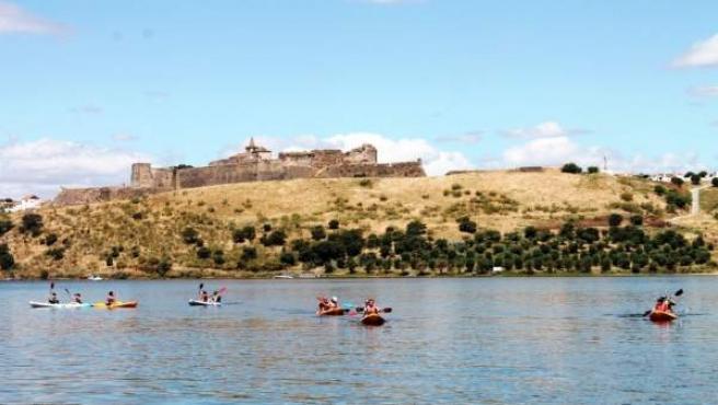 Paseos en Kayak en Alqueva