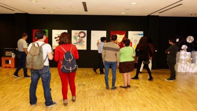 Exposición 'Arte VS Diseño'