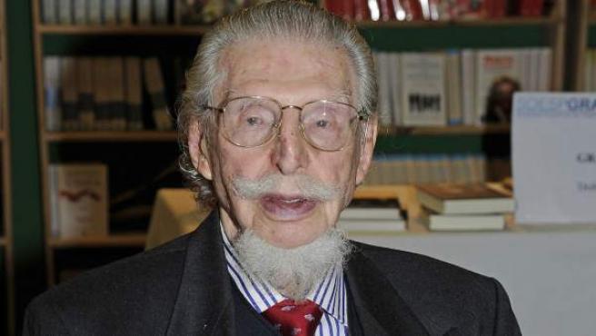 Leandro de Borbón, hijo bastardo legítimo del rey Alfonso XIII, en una imagen de archivo de 2014.
